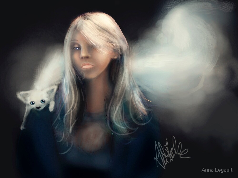 A friend of my own by Anna Achmatowicz- Otok