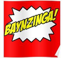 BAYNzinga Poster