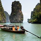 Thailand by Brendan Buckley