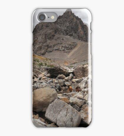 Under Kananaskis glacier iPhone Case/Skin