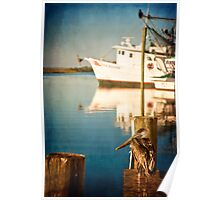 Harbor View Poster