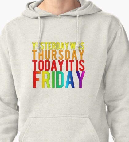FRIDAY (Rebecca Black) Pullover Hoodie