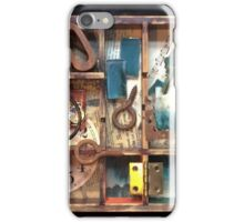 Clockworks iPhone Case/Skin