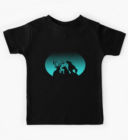 Padfoot and Friends Kids Tee