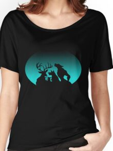Padfoot and Friends Women's Relaxed Fit T-Shirt