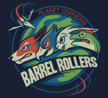 Planet Corneria Barrel Rollers