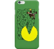 Raiding the Wrong Temple iPhone Case/Skin