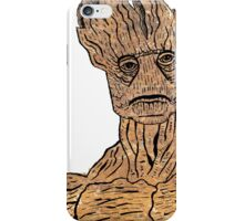 Guardians of the Galaxy - Groot iPhone Case/Skin