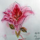 Lily in Pink by rosie320d