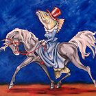 Fish On A Pony by Ellen Marcus