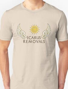 Icarus Removals (light version) T-Shirt