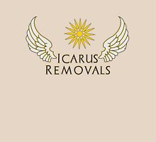 Icarus Removals (light version) Unisex T-Shirt