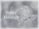 Happy Holidays (Angel Version) by Denise Abé
