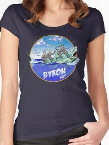 Byron Bay 2015 Women's Fitted Scoop T-Shirt