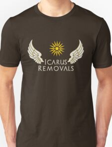 Icarus Removals (dark) T-Shirt