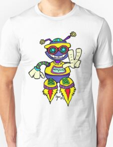 Too Cute Peace Robot Peace T-Shirt