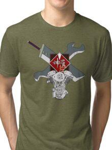 Shinra Motor Company Tri-blend T-Shirt
