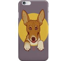 Basenji Cutie iPhone Case/Skin