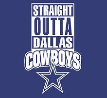 Straight Outta Texas Dallas Cowboys Unisex T-Shirt