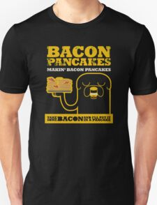 ADVENTURE TIME JAKES BACON PANCAKES T-Shirt