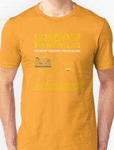 ADVENTURE TIME JAKES BACON PANCAKES T-Shirt