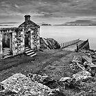 Old Ferry House by Doug Dawson
