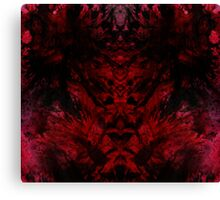 Blood for the Blood God Canvas Print