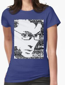 The Tenth Doctor Womens T-Shirt