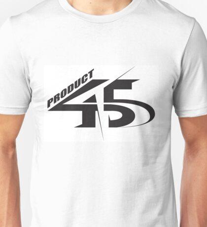 PRODUCT 45 book jacket Australian Punk / Post Punk Record covers Unisex T-Shirt