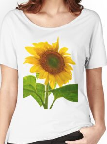 Prize Sunflower Women's Relaxed Fit T-Shirt