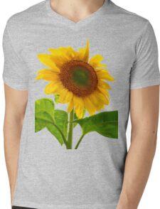 Prize Sunflower Mens V-Neck T-Shirt