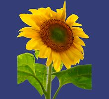 Prize Sunflower Womens Fitted T-Shirt