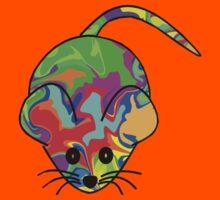 Colourful Mouse Kids Clothes