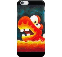 Blargg! iPhone Case/Skin