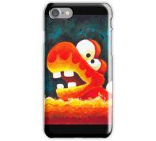 Blargg! iPhone Case/Skin