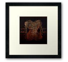 Wicker Man Framed Print