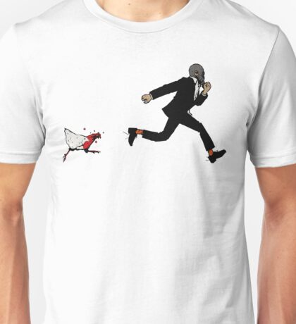 Leroy Having To Deal With The Unexpected Return Of That Dreaded No Good Evil Zombie Chicken T-Shirt