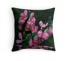 Lace ! Throw Pillow