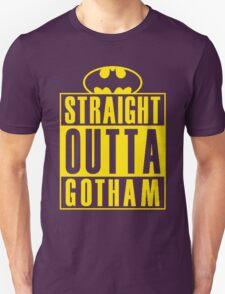 Outta Batman Gotham T-Shirt