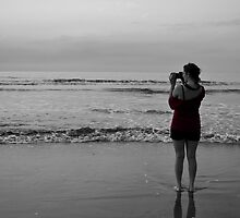 The ever constant photographer by MissMargaret