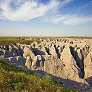 Badlands by Maryna Gumenyuk