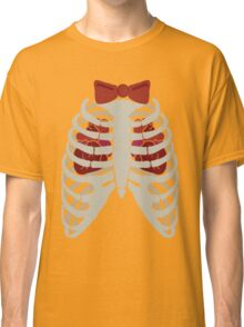 Time Lord have Two Hearts Classic T-Shirt