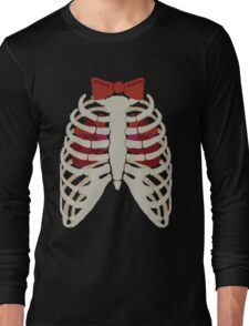 Time Lord have Two Hearts Long Sleeve T-Shirt