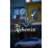 alchemist. morning, brunswick st Photographic Print