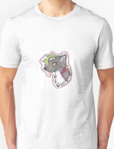 Willow the Wolf Unisex T-Shirt