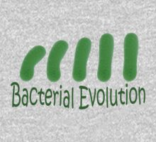 Bacterial Evolution One Piece - Short Sleeve