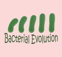 Bacterial Evolution Baby Tee