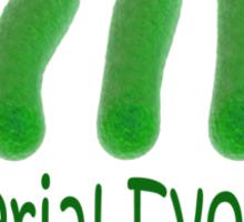 Bacterial Evolution Sticker