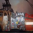 Engine 6 Pumper  by John Schneider
