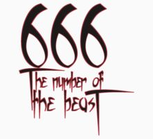 666 -  The Number of the Beast by grant5252